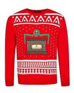 Men's Christmas jumper