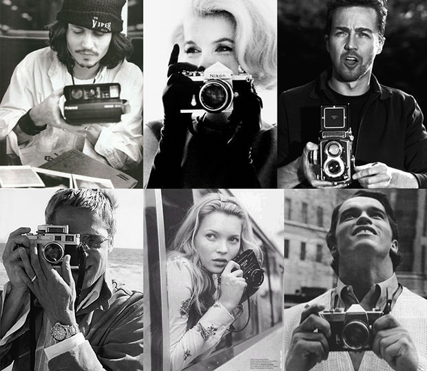 celebrities-with-cameras
