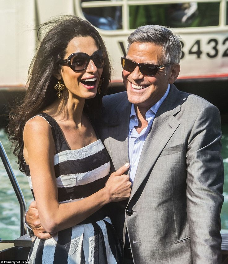 15 Facts You Didn't Know About Amal Alamuddin - The Not Perfect