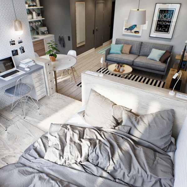 Decorate Your Small Apartment On Budget