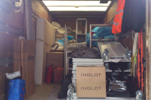 Removals services Aldgate East E1