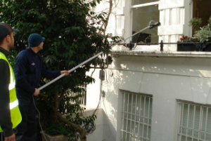 Window Cleaning Services Custom House E16